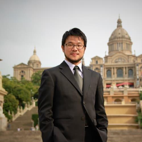 陳明輝-創辦人-台灣工藝美術學校-PopUpAsia