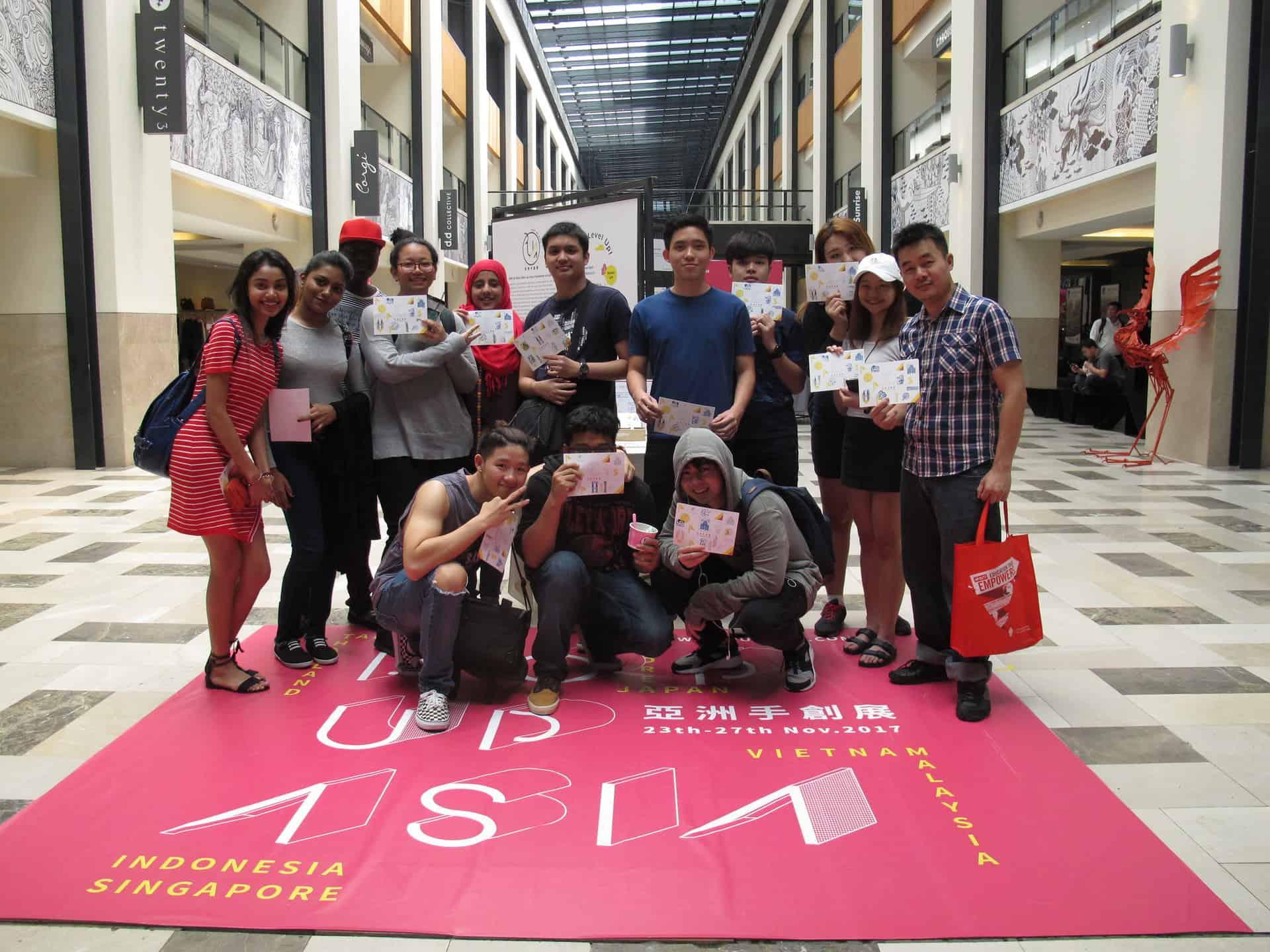 在Ninth Gallery做為亞洲手創展馬來西亞區域合作夥伴的協助之下,我們成功合作了多位來自馬來西亞的手創品牌,包括以手帳筆記本著名的Mossery,並聯名開發了以「讓喜歡的事成為生活」封面筆記本。同步經由Pop Up Asia Makers的比賽得獎者將透過Ninth Gallery參與亞洲手創展手創大人物台灣總決賽,也因此在這樣的機會下,許多來自馬來西亞的手創品牌積極參與並拓展台灣市場。