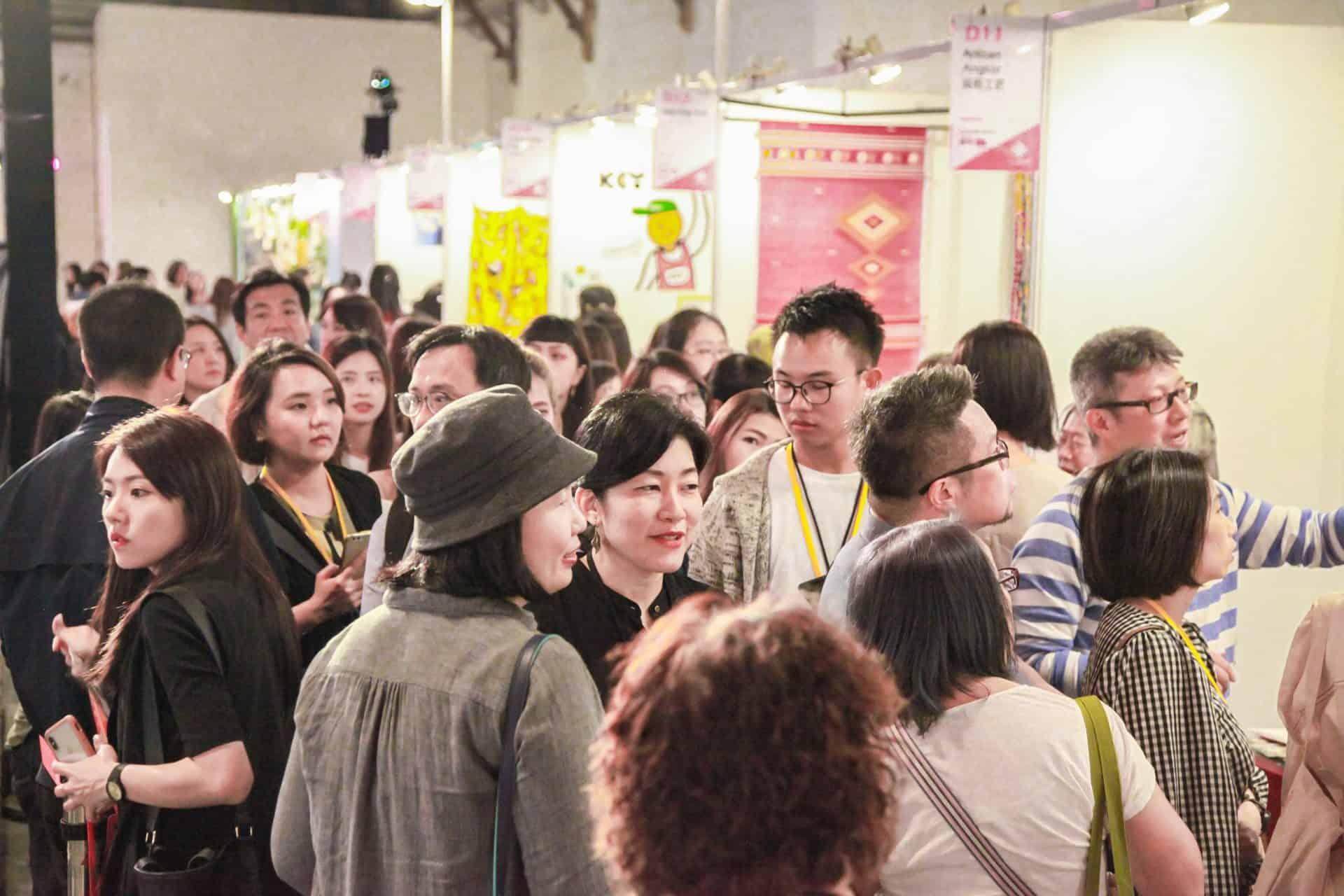Pop Up Asia 參展要點2.社群經營,累積會員名單