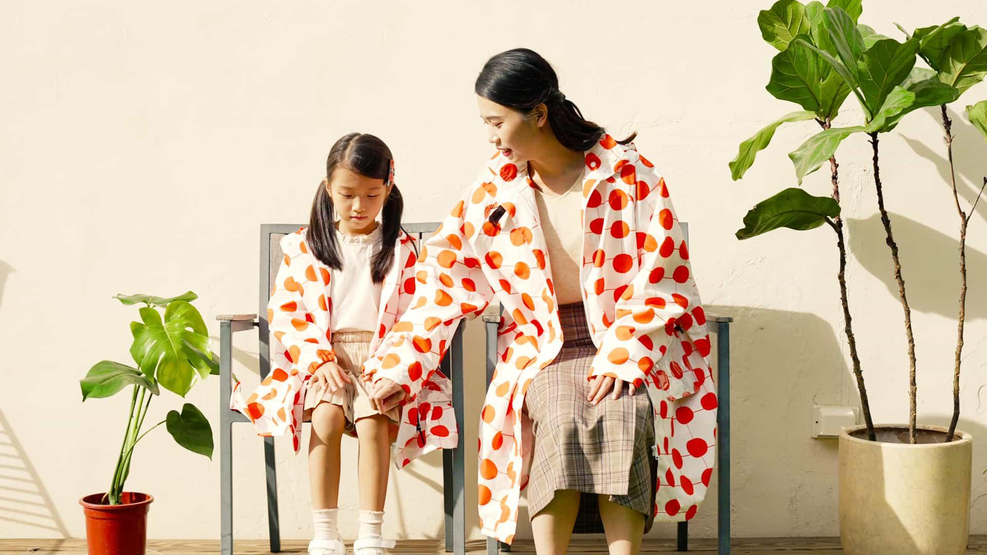 SweetThing-新款兒童風雨衣及Pocket-Coat